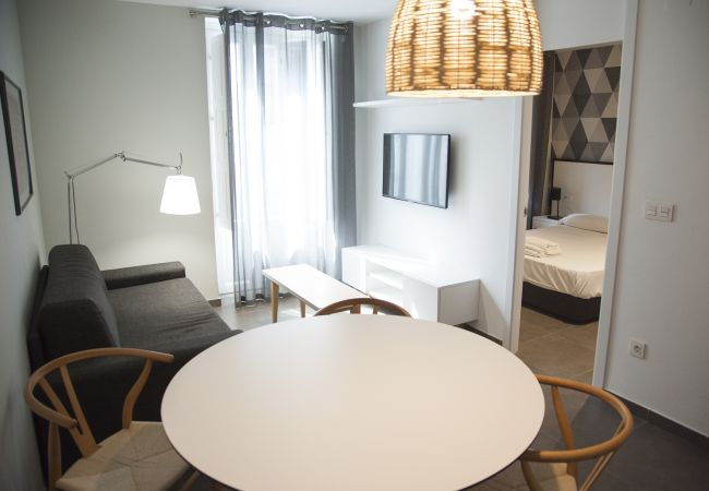 Apartment in Valencia - Flats Friends Soho Suites 1 bedroom