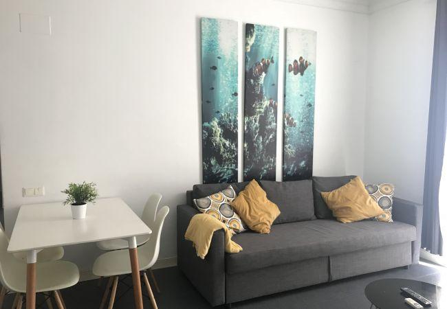 Apartment in Valencia - Flats Friends Torres Quart 2 bedrooms