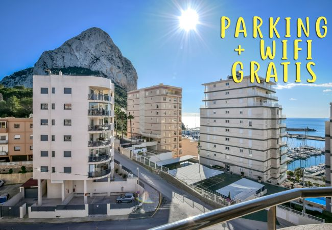 Apartment in Calpe - Flats Friends Veles i Vents 2 bedrooms